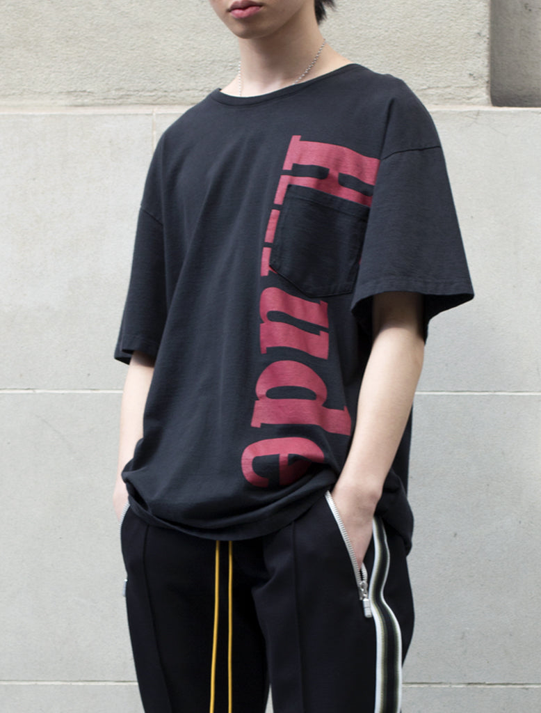 POCKET LOGO TEE