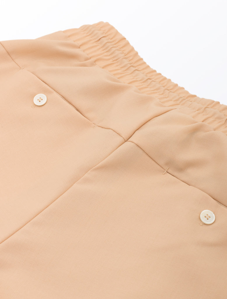 DDM CROPPED CARROT PANT BEIGE 3