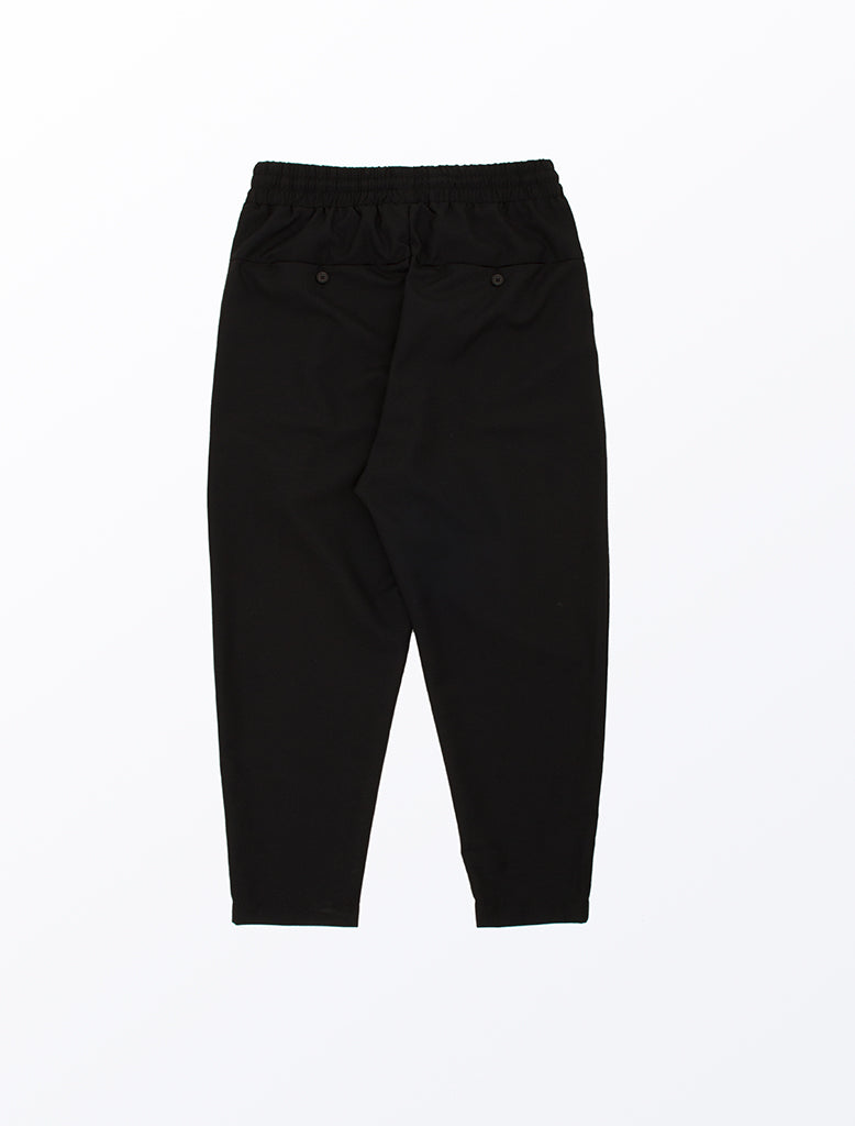DDM CARROT PANT BLACK 2