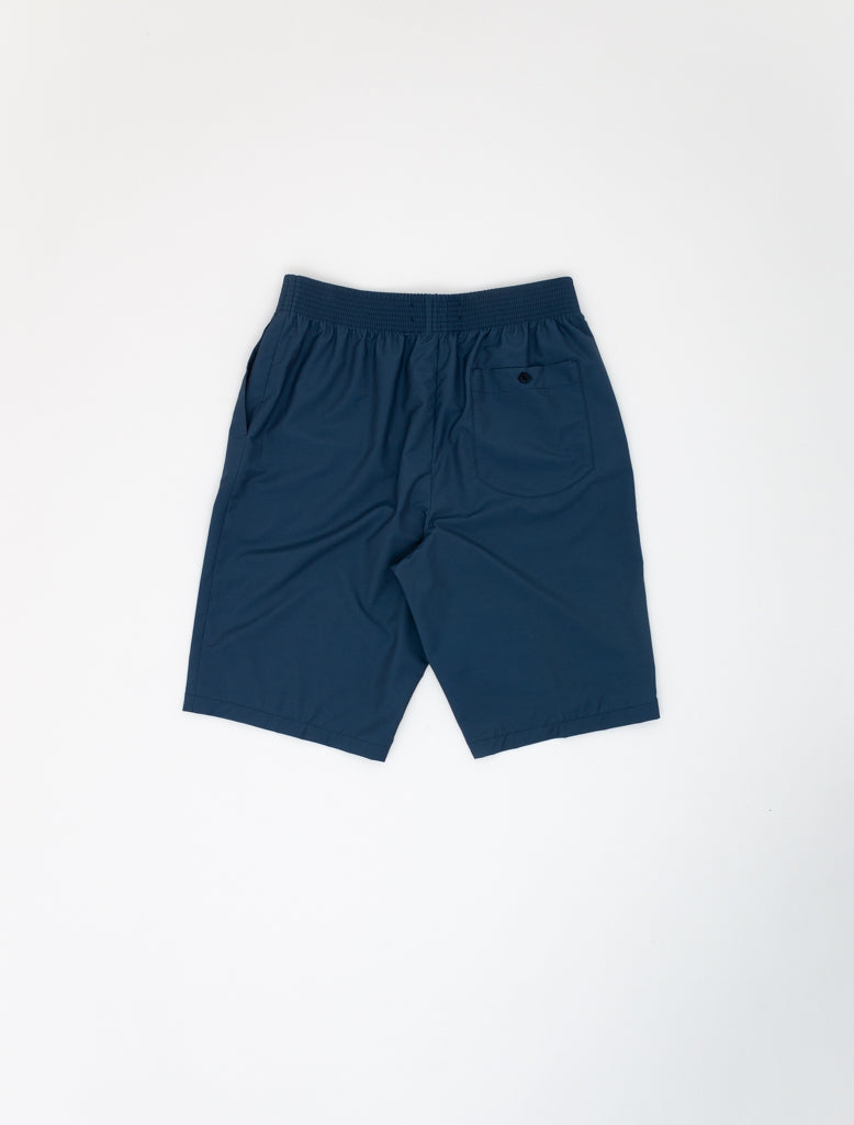 CELLAR DOOR ALFRED SHORTS WOOL NYLON BLUE 2