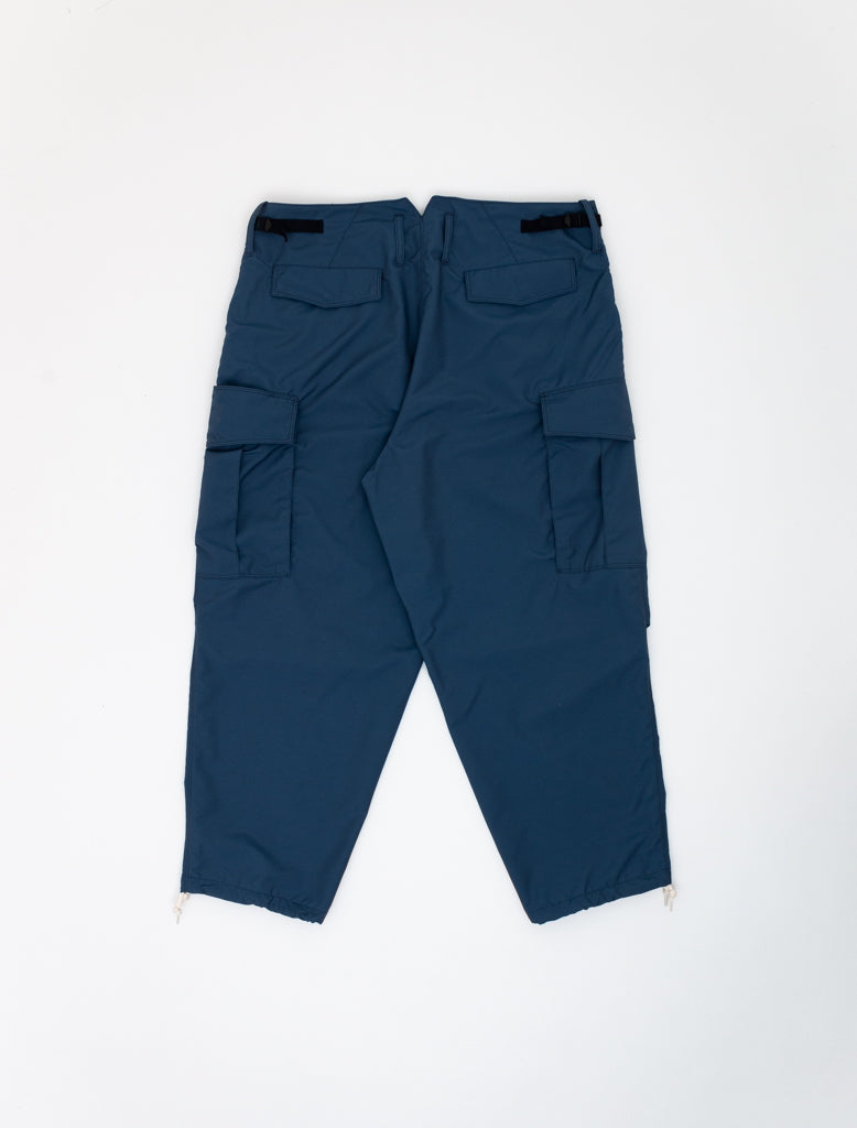CELLAR DOOR CARGO WOOL NYLON BLUE 1