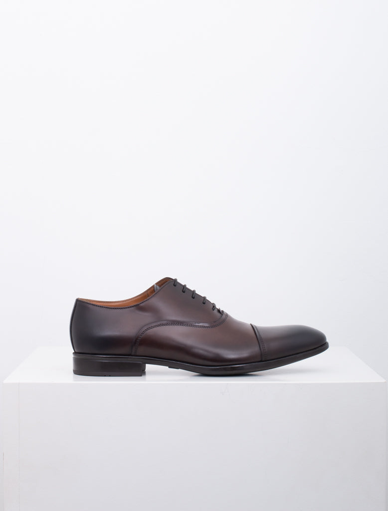 OXFORD WITH TOE CAP