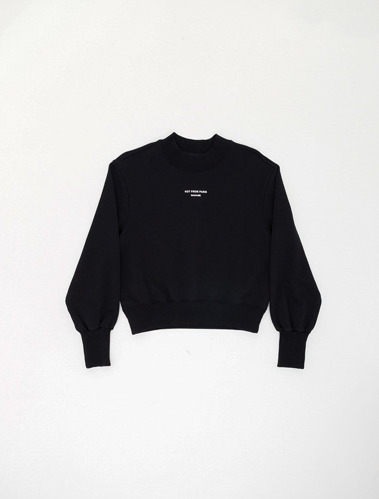 NFPM CROPPED SWEAT