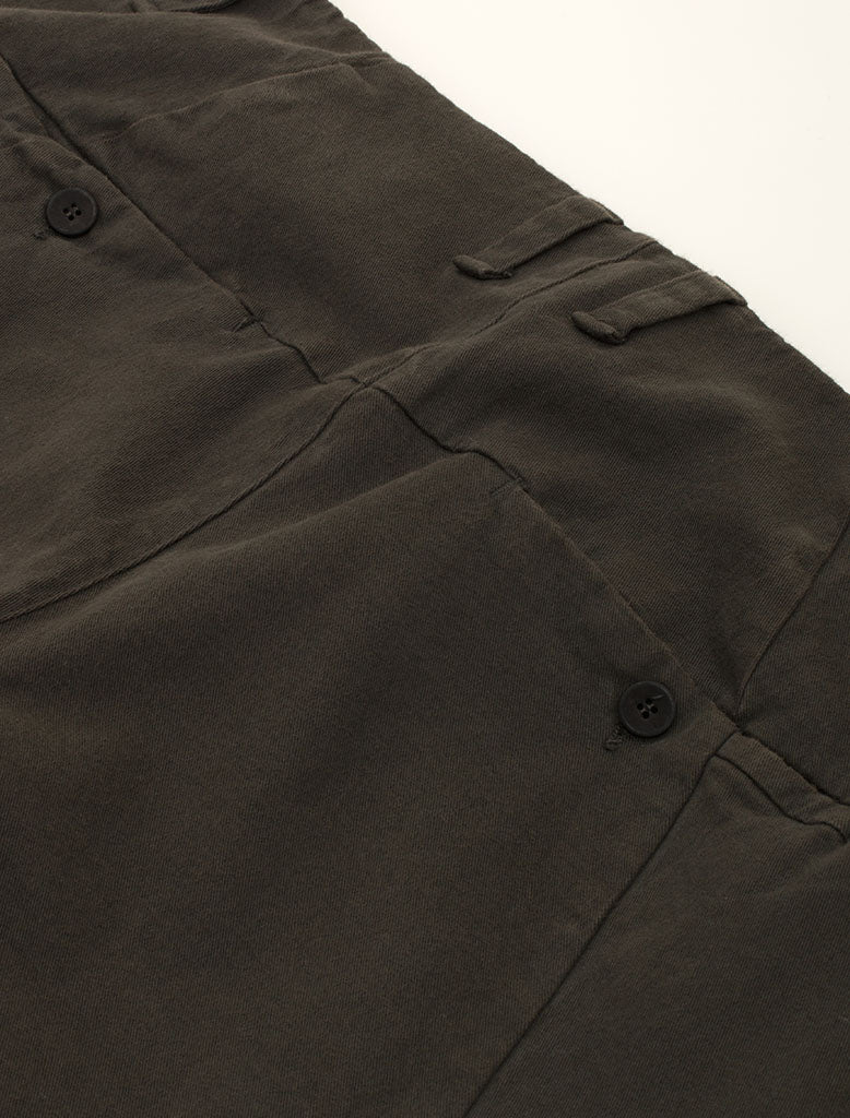 COTTON / WOOL TROUSER