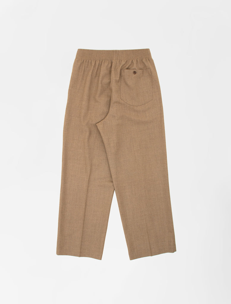 JERRY TROUSER - WOOL STRETCH