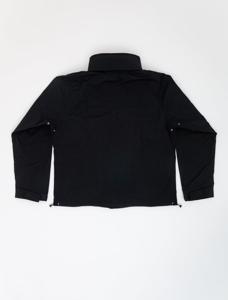 JOHN ELLIOTT HIGH SHRUNK PARACHUTE JACKET BLACK 2