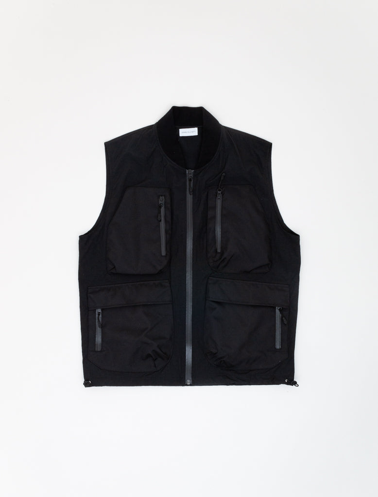 JOHN ELLIOTT HIGH SHRUNK UTILITY VEST  1