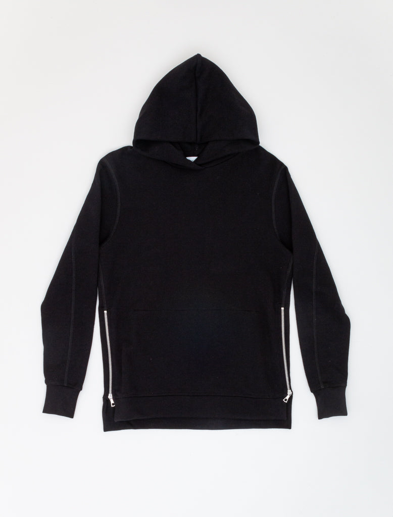 JOHN ELLIOTT HOODED VILLAIN BLACK 1