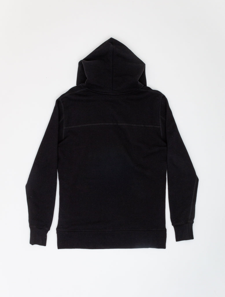 JOHN ELLIOTT HOODED VILLAIN BLACK 2