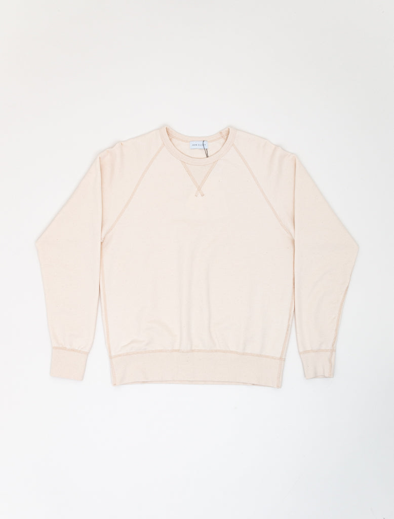 JOHN ELLIOTT SURPLUS TERRY CREW BEIGE 1