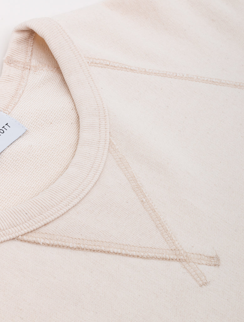 JOHN ELLIOTT SURPLUS TERRY CREW BEIGE 3