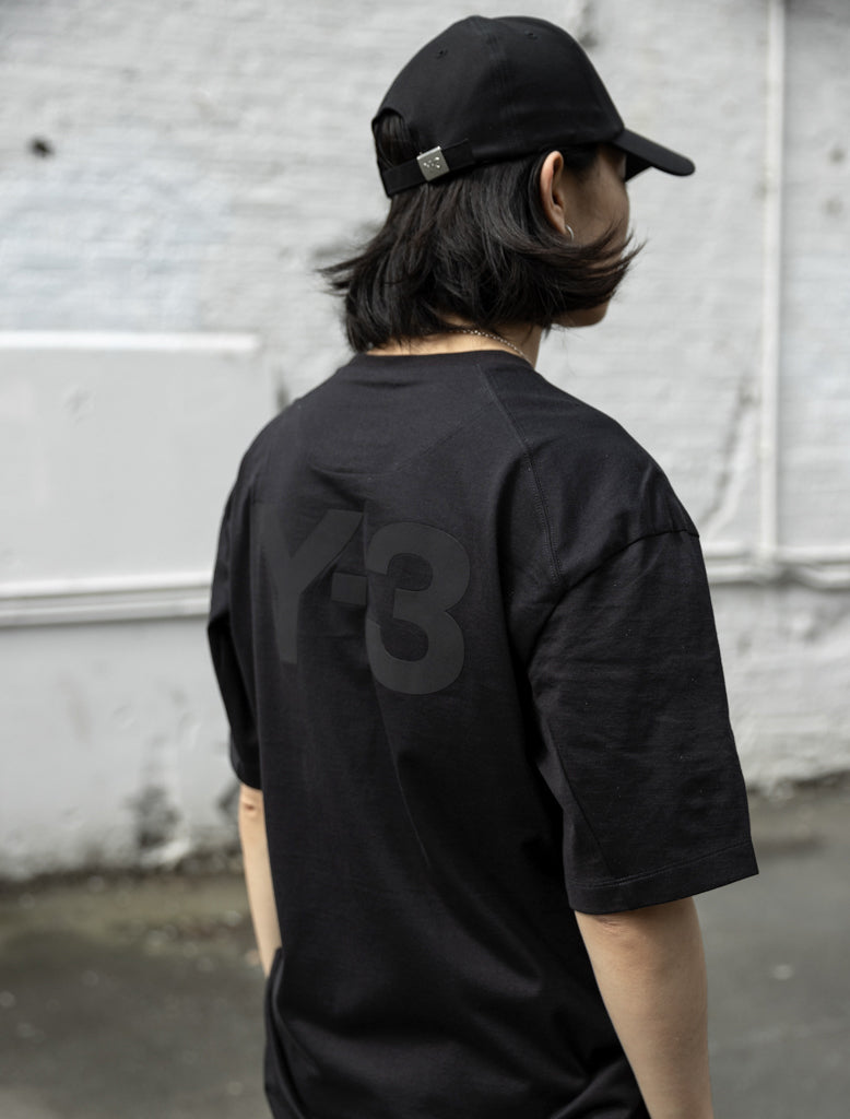 CLASSIC BACK LOGO SS TEE