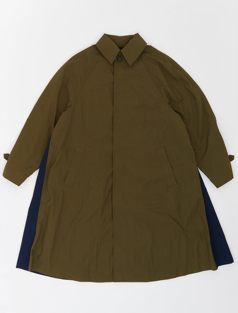 LIGHTWEIGHT TRAPEZE COAT