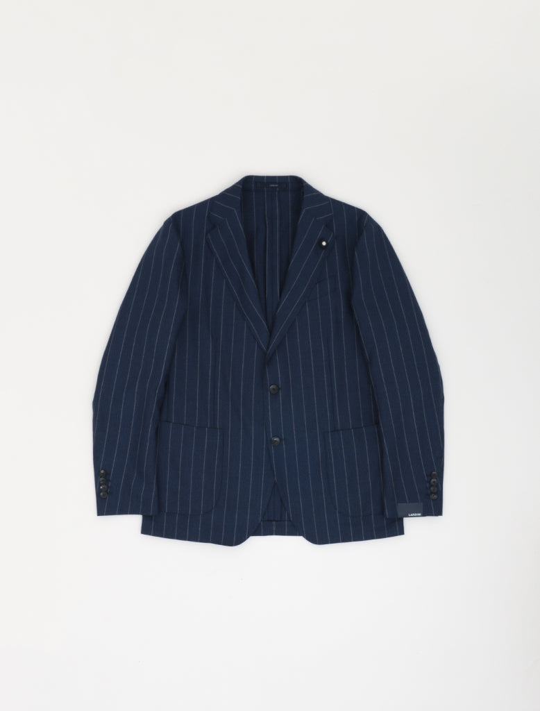 CHALK STRIPE JACKET