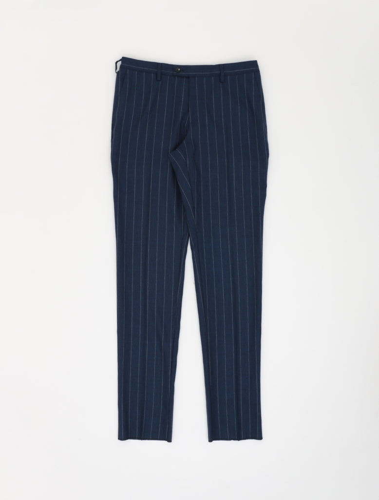 CHALK STRIPE TROUSER