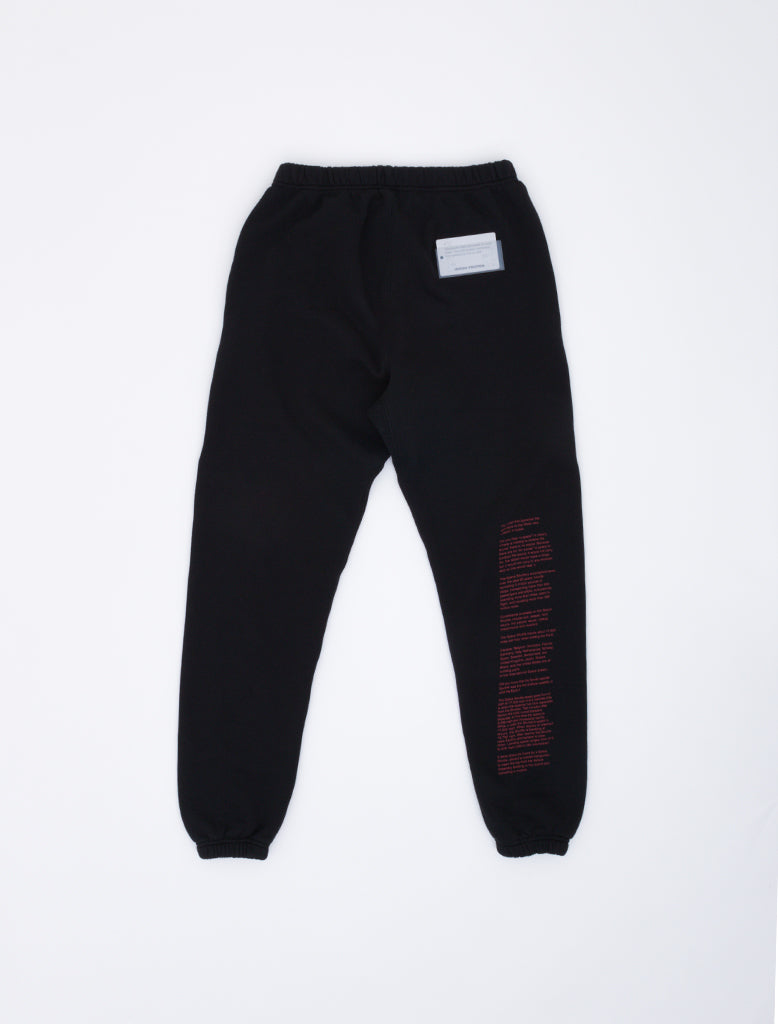 NASA SLIM SWEATPANTS