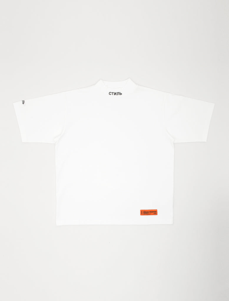 TURTLENECK SS T-SHIRT