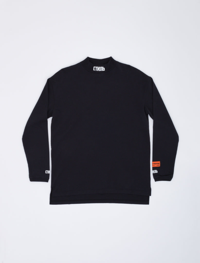 стиль TURTLENECK L/S T-SHIRT
