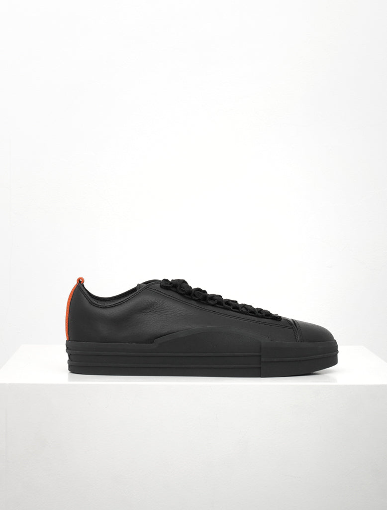 YUBEN LOW - BLACK