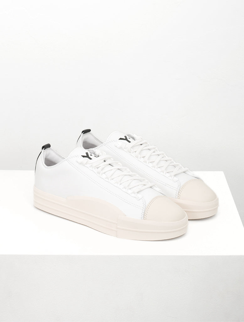 YUBEN LOW - WHITE