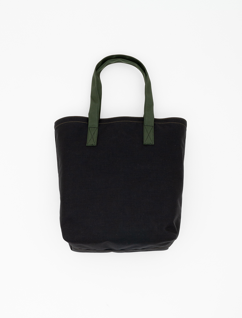 NYLON CANVAS TOTE