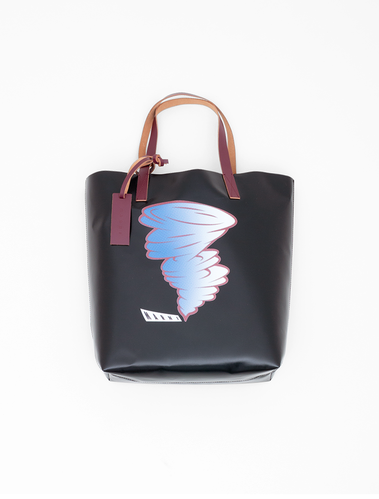 COATED PVC TOTE - CYCLONE