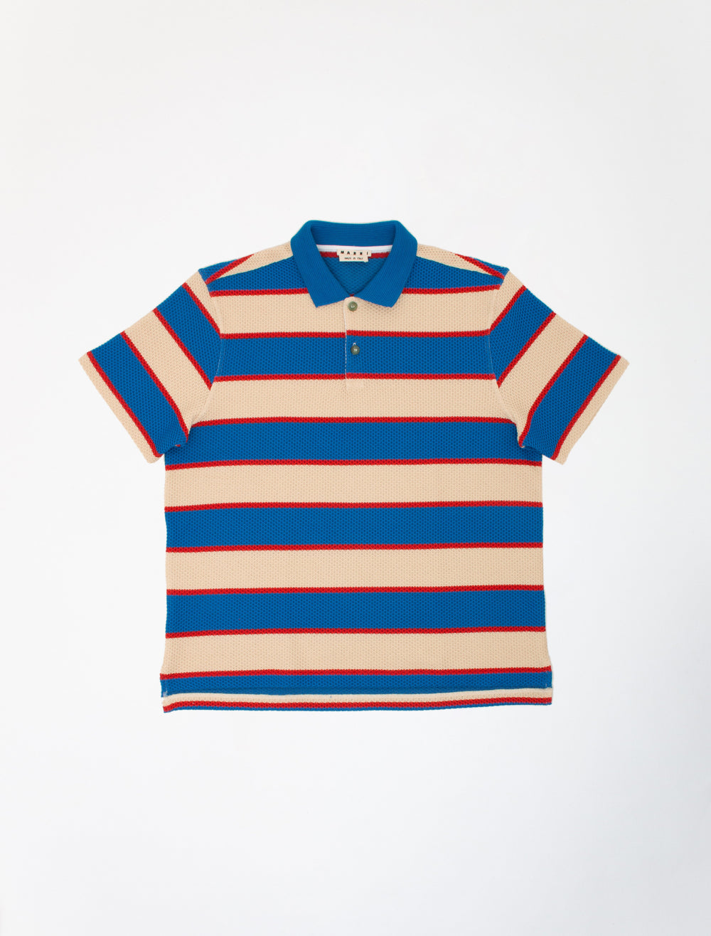 MARNI STRIPE-KNIT-POLO-01