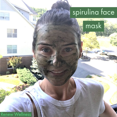 Is spirulina really good for your skin?