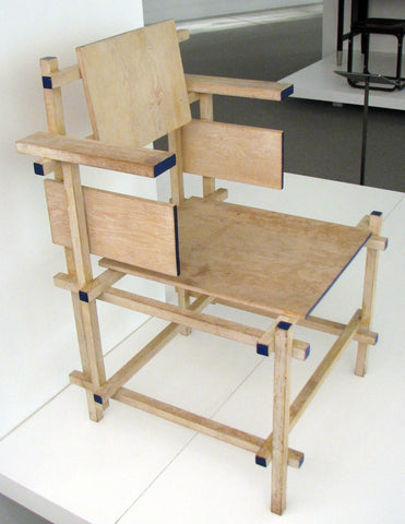Wooden Base Baby Booster Seat