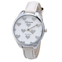 Heart Shaped Fashion Watch for Women