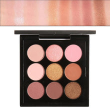 Focallure Eyeshadow Palette 9 Colors Makeup Long Lasting Matte Pearl Shimmer Eye Shadow Cosmetic Tool Makeup Eyeshadow Palette