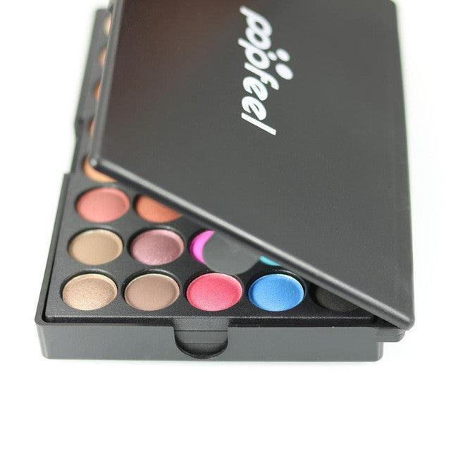 Popfeel Brand Professional Makeup 120 Colors Eyeshadow Palette Eyeshadow Set Matt Available