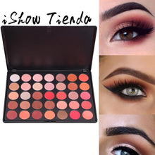 Cosmetic Matte Eye Shadow 35 Colors Make Up Set Nudes Naked Pallete Eyeshadow Palette Brighten Shimmer #622