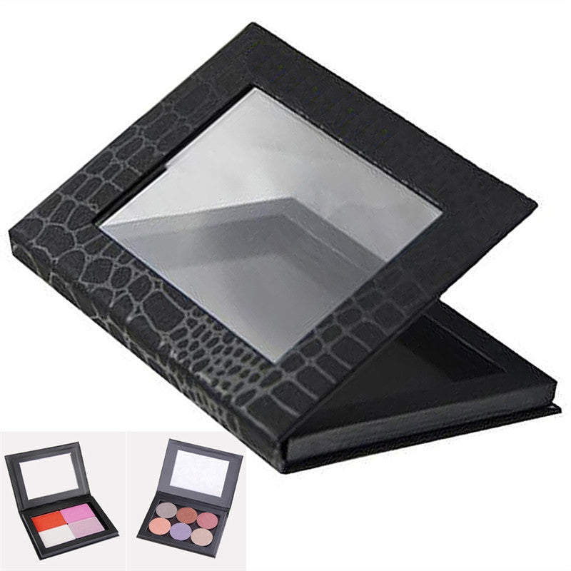Empty Magnetic Cosmetics Case Makeup Palette DIY Magnetic Eyeshadow Oragnizer for Blush Powder Foundation