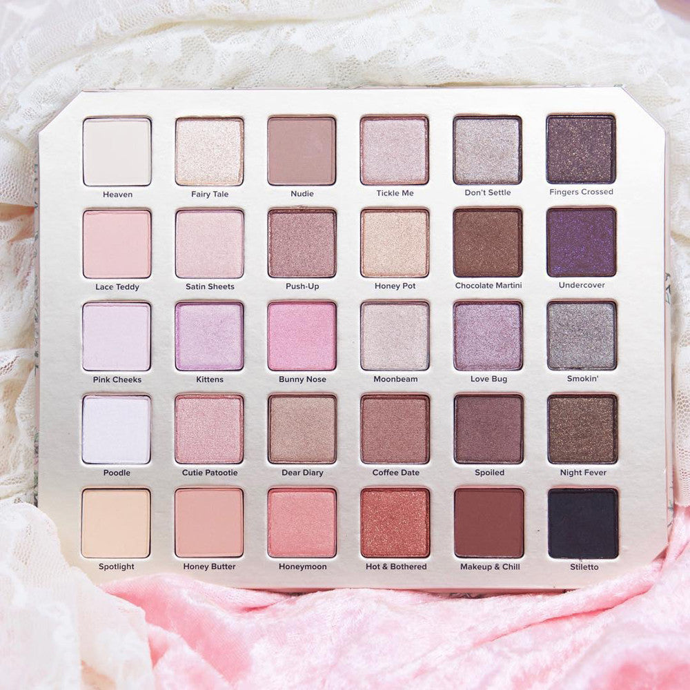 Professional 30 Colors Eyeshadow Palette Makeup Contouring Kit For Salon