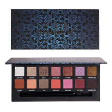 14 Colors Eye Shadow Makeup Pearl Metallic Eyeshadow Palette Makeup