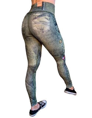 Aviator Leggings