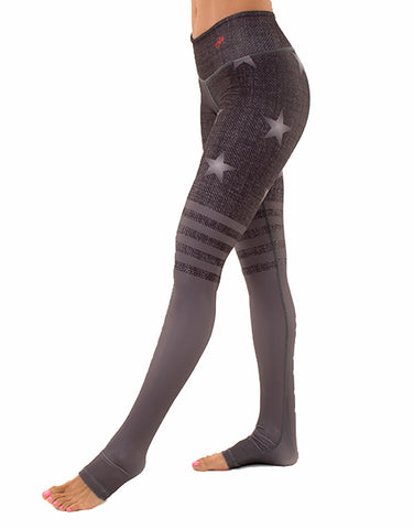 Rock Stars Stripes Leggings