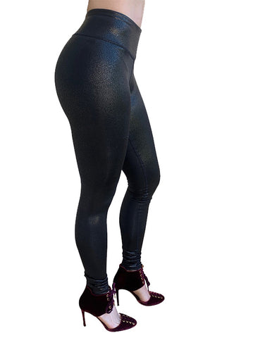 Black Cire Leggings