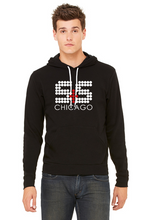Unisex Hooded Pullover Sweatshirt