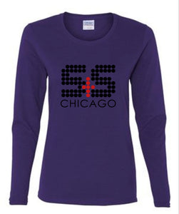 Woman's Long Sleeve T Shirt