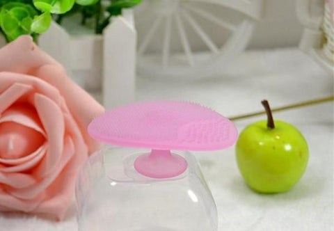 Baby Cradle Cap Bath Brush, Scalp Massager