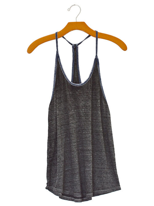 Burnout Y-Back Tank