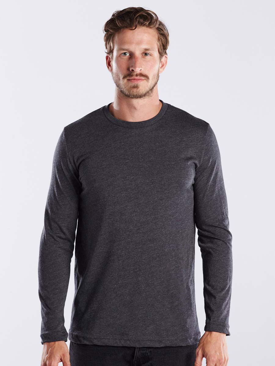 Men's Long Sleeve Crew Tee
