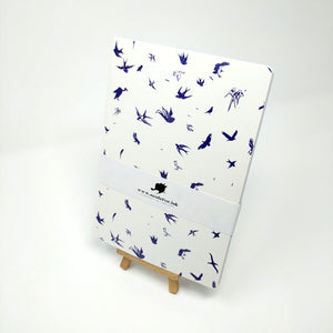 A5 Birds Notebook