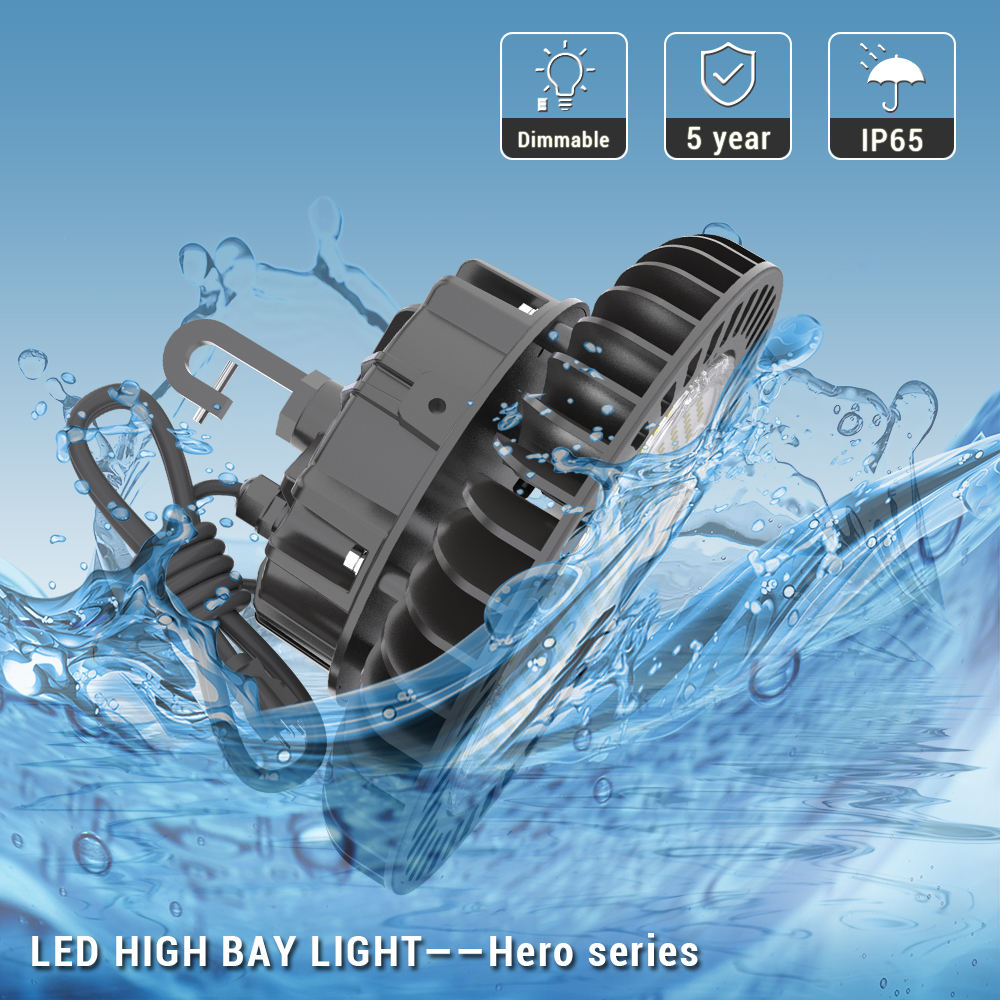 The difference between High Bay and Low Bay Light