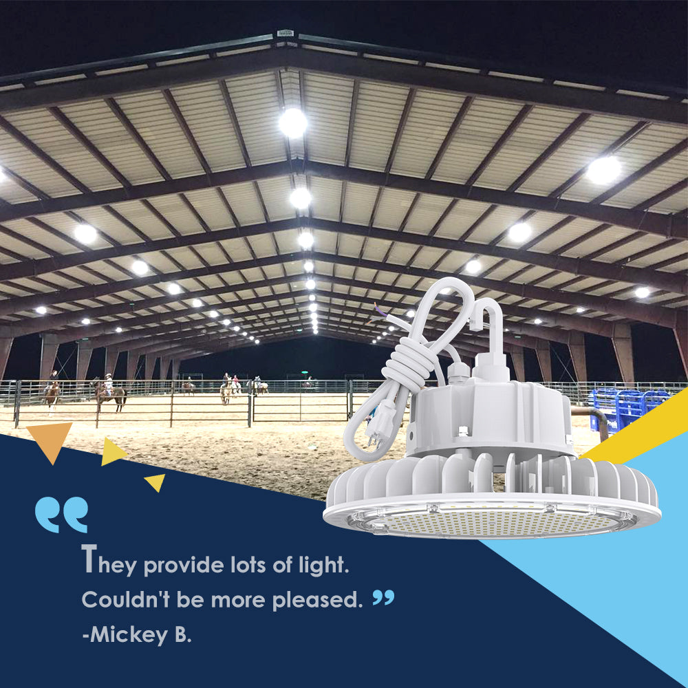 How to choose a high-quality high bay light?