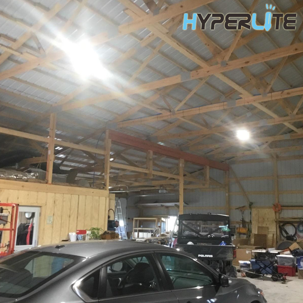 Compared with other lamps, the advantages and disadvantages of Hyperlite's high bay lights.