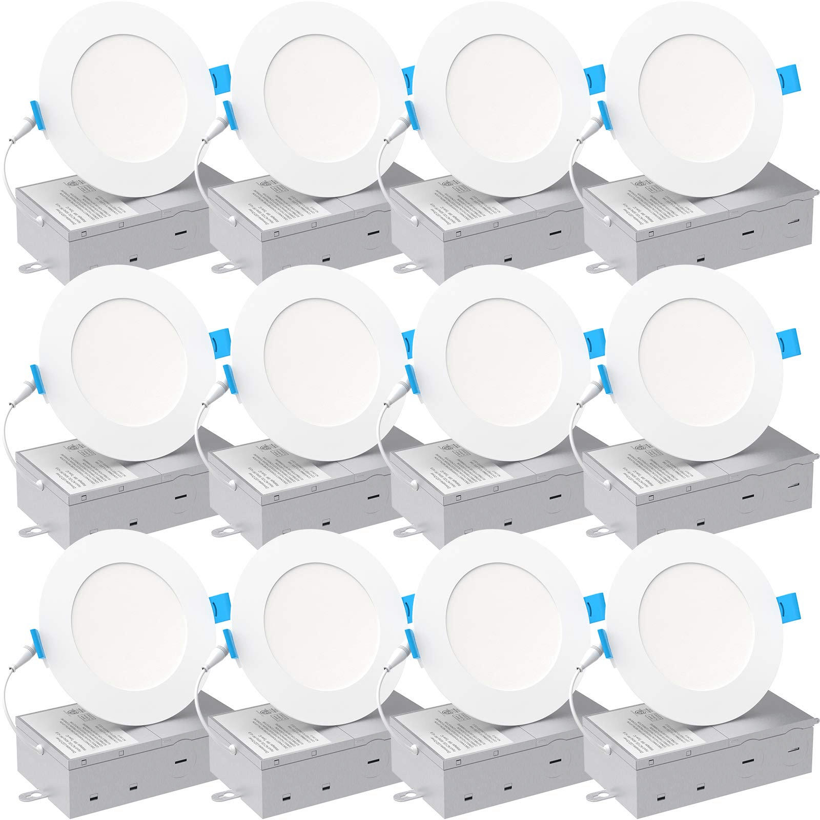 Recessed Slim LED Panel Lights