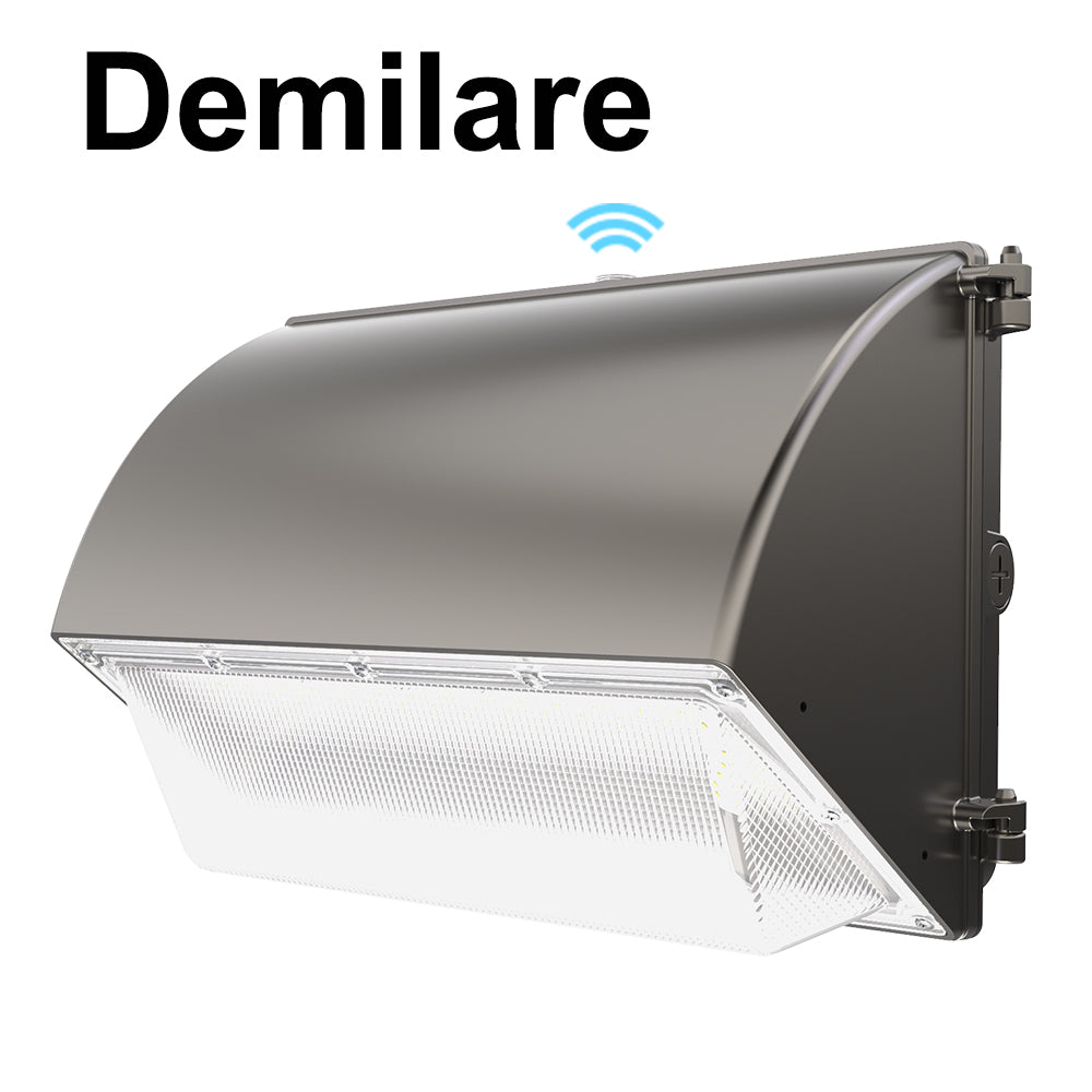 Demilare Wall Pack Light-Moon Series